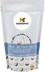 Leite de Coco em Pó 180g - Monama