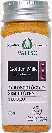 Golden Milk & Cardamomo Pet 35g - Valeso
