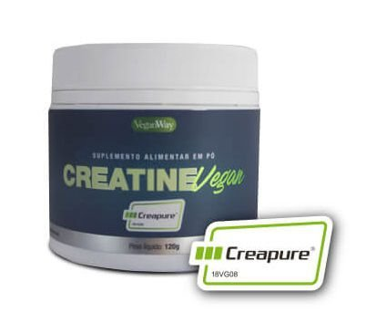 Creatina Vegan Way - 120g