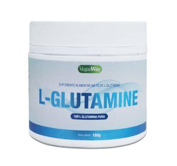 Glutamina 150g- Vegan Way