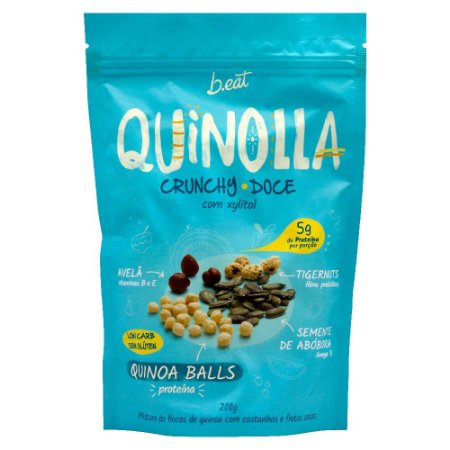 Quinolla Doce 200g - Beat