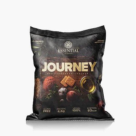 Journey 25g - Biscoito Cracker - sabor orégano com azeite de oliva
