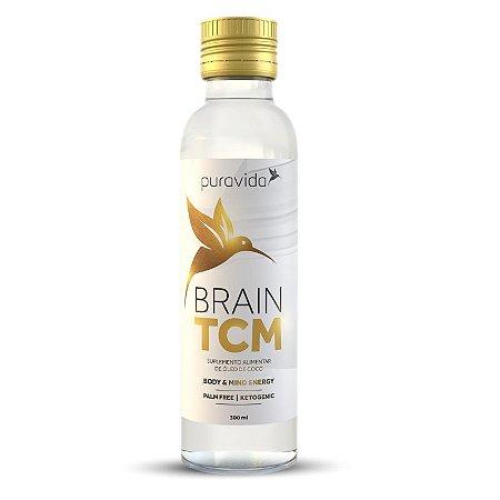 Brain TCM  Óleo de coco  - 300 ml