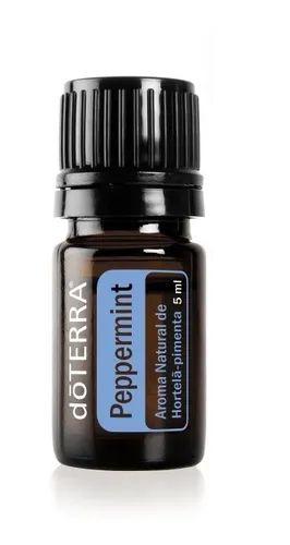 Óleo Essencial Doterra De Hortelã Peppermint 100% puro 15ml