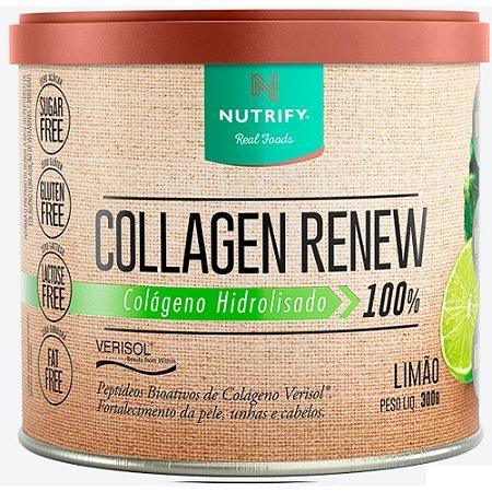 Collagen Renew  - Limão  300g