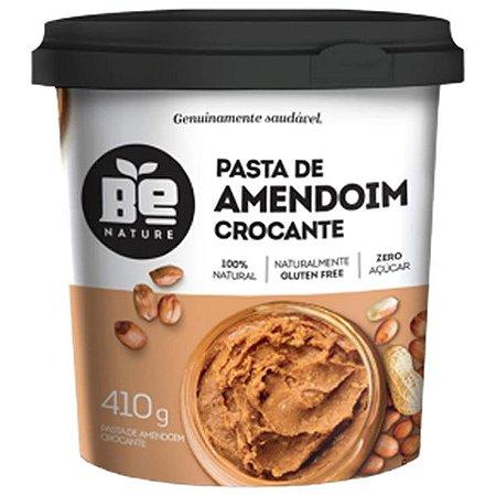 Pasta de Amendoim  crocante Be nature – 410g
