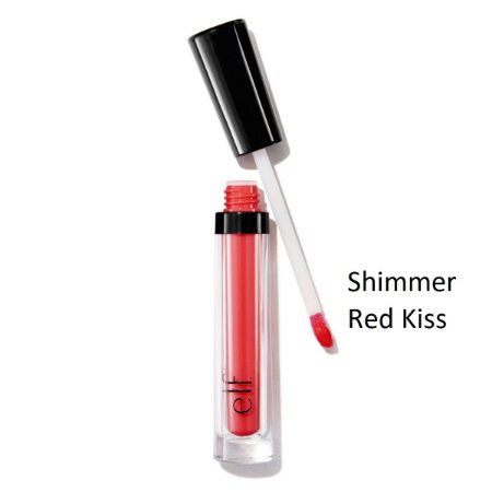 Tinted Lip Oil ELF- Shimmer Red Kiss