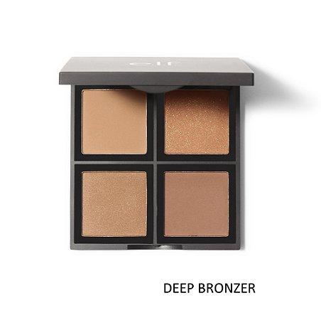 Paleta de Bronzer – Cor Deep Bronzer – ELF