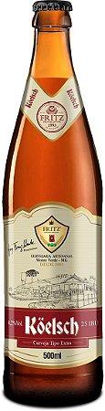 Cerveja Fritz Köelsch - 500ml