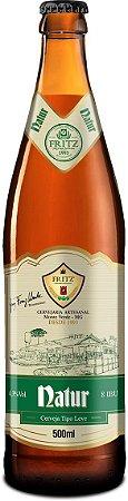 Cerveja Fritz Natur - 500ml