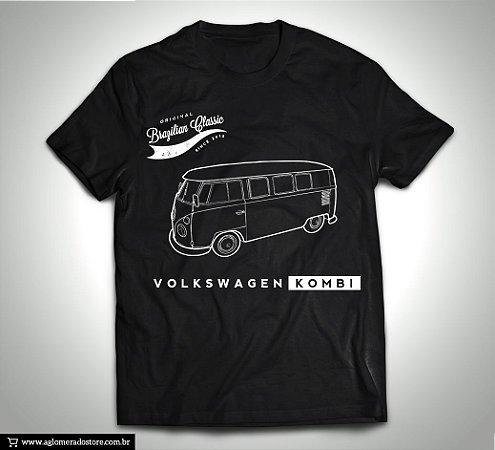 Camiseta Volkswagen Kombi