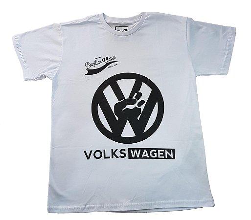 Camiseta Volkswagen Paz e Amor