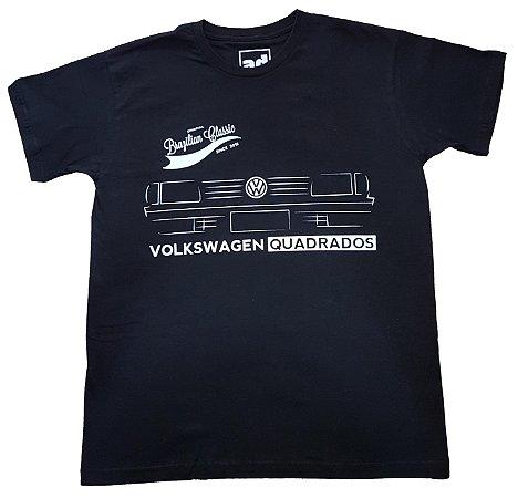 Camiseta Volkswagen Quadrados