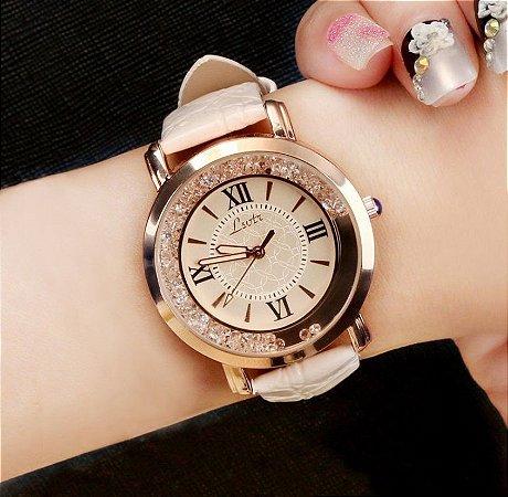 0c03d4a0a87 Relógio Feminino Luxo - Representações Vilaça