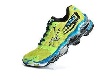 separation shoes bb5f5 47fac TÊNIS MIZUNO WAVE PROPHECY 2 - VERDE E AZUL