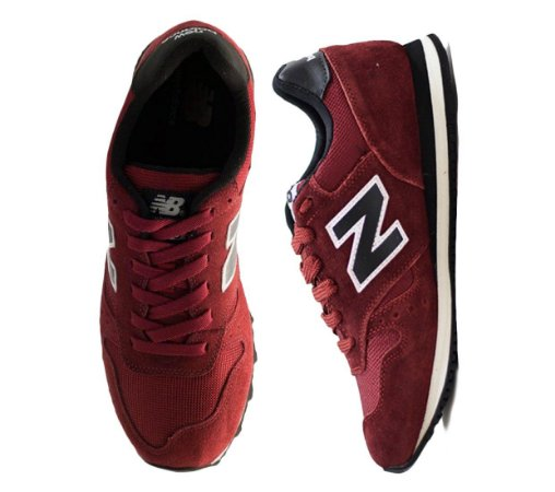 f5b6c0b1f8b TÊNIS NEW BALANCE MASCULINO 373 - VINHO - Modas Empire Shoes ...