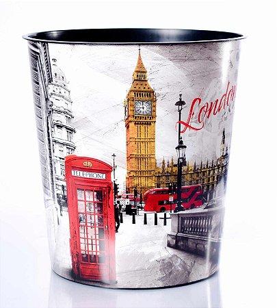 Cesto de lixo London - Cód.122