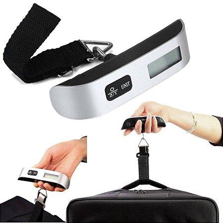 Balança Digital para bagagem portátil