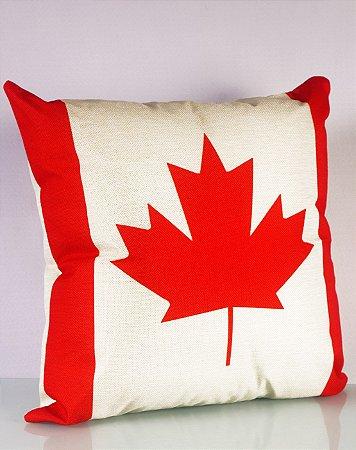 Almofada Canadá