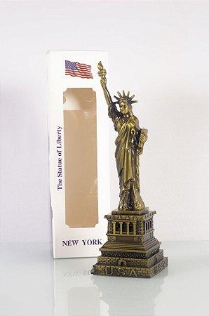 Estátua da liberdade 15 cms