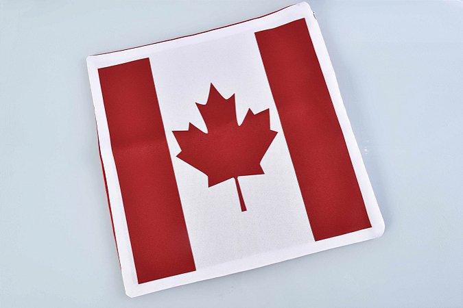 Capa de almofada pequena - Canadá