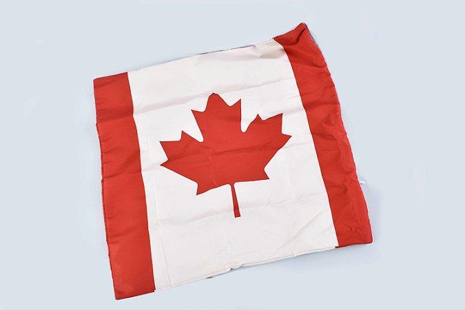 Capa de almofada - Canadá