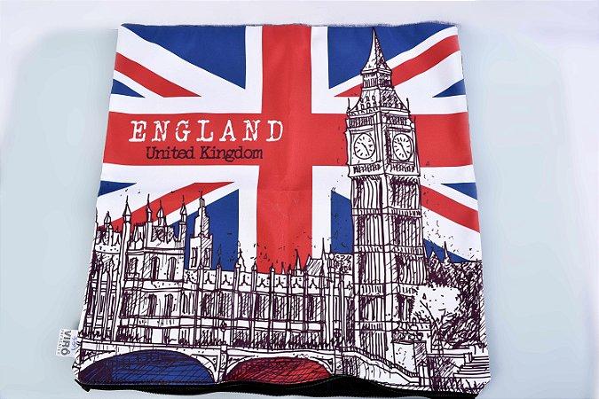 Capa de Almofada - Inglaterra (2)