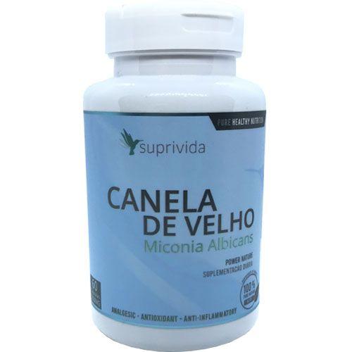 Canela De Velho Anti-inflamatório Antioxidante 500mg