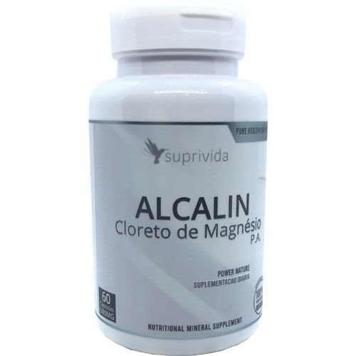 Alcalin Cloreto De Magnesio Para Diabetes 500mg