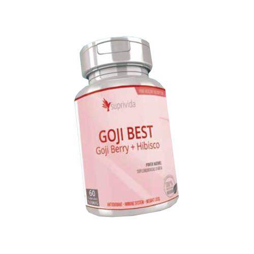 Seca Barriga Goji Berry + Hibisco Suprivida 500mg