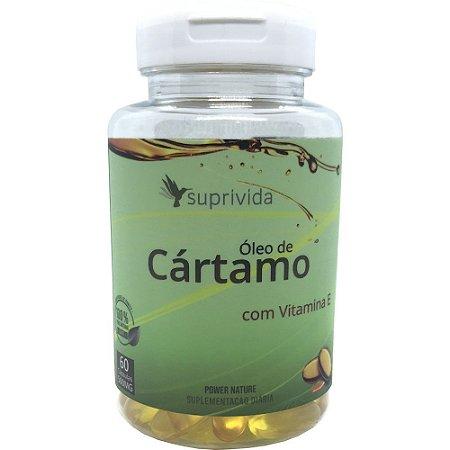 Oleo De Cartamo+vitamina E Suprivida 500mg