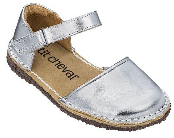 Sandália Infantil Ciranda Prata