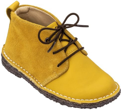 Bota Infantil Bambolê Amarelo/ Mostarda
