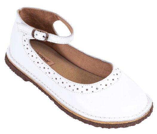 Sapato Infantil Patinete Branco