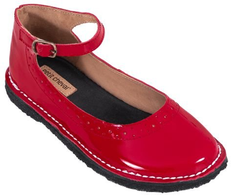 Sapato Infantil Patinete Maçã do Amor