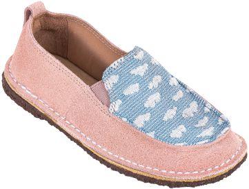 Sapato infantil Skate Rosé/Cloud