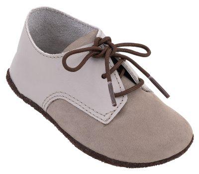 Sapato Infantil Balão Gris/ Névoa