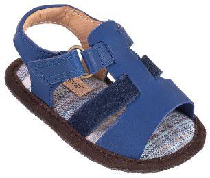Sandália Infantil Cantiga Marinho/Bleu - Mini