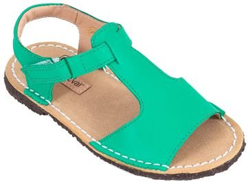 Sandália Infantil Carrossel Verde