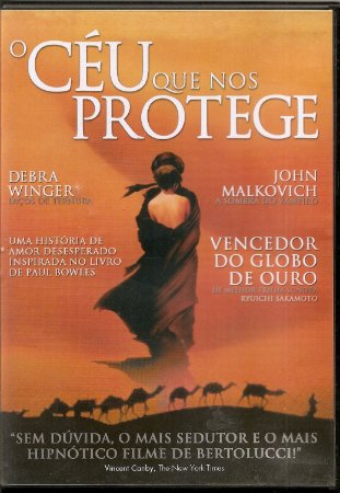 Dvd O Céu Que Nos Protege - Debra Winger, John Malkowich