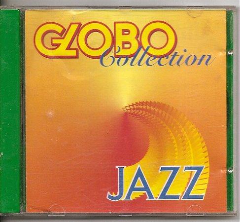 Cd Vários - Globo Collection Jazz