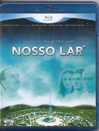 (Blu-ray) Nosso lar - Renato Prieto