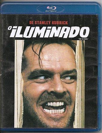 (Blu-ray) O Iluminado (The shining) - Jack Nicholson