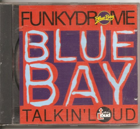 Cd Vários - Blue Bay Funkydrome (importado)
