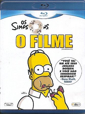 (Blu-ray) - Os Simpsons O Filme