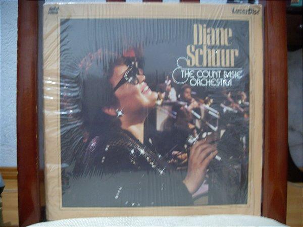 Laserdisc - Diane Schuur & The Count Basie Orchestra