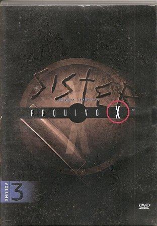 Dvd Arquivo X - 2ª Temporada Volume 3