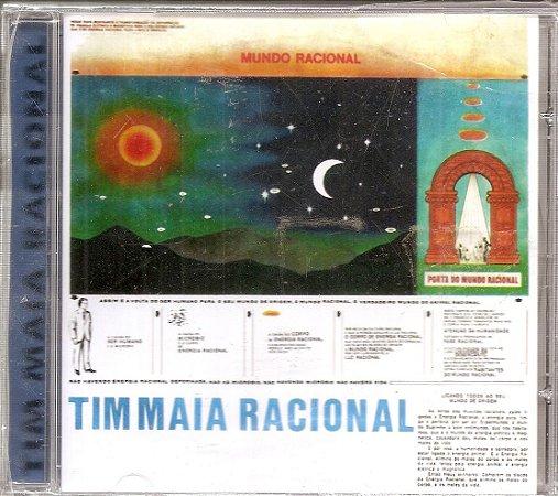 Cd Tim Maia  - Tim Maia Racional