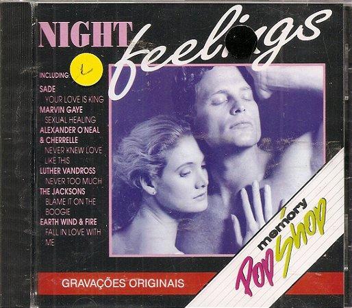 Cd Vários - Night Feelings