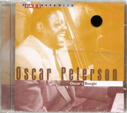 Cd Oscar Peterson - Jazz Hour With Oscar Peterson
